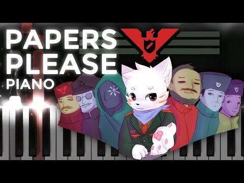 Papers, Please: Main Theme | Arstotzkan Anthem