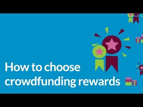 How to choose your crowdfunding rewards - Crowdfunder.co.uk