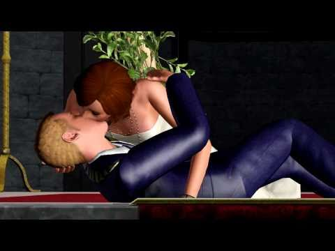 Royal Wedding at The Sims 3 Generations | special trailer Prince William Kate Middleton