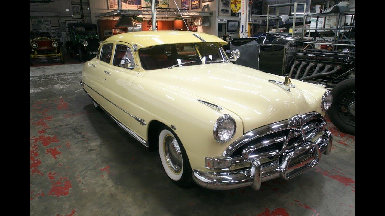 1951 Hudson Hornet - Jay Leno's Garage - YouTube