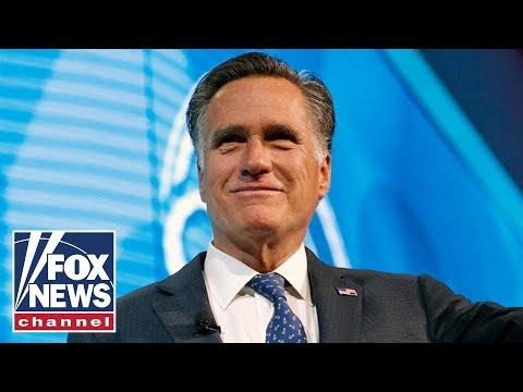 David Bossie slams Mitt Romney's anti-Trump op-ed