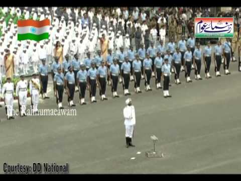 PM Narendra Modi Flag Hoisting at Red Fort 15 August 2015