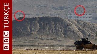 Kobani'ye IŞİD bayrakları çekildi - BBC TÜRKÇE