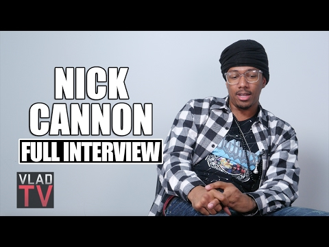 Nick Cannon (Full Interview)
