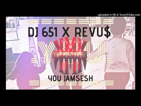 DJ 651 X Revus - You (KutManKrew) #MASSIVE SHOUTOUT TO ISSAC CANGCO