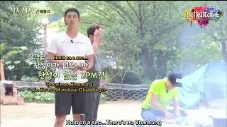 taecyeon so happy park shin hye coming for second time   3 meals a day s2