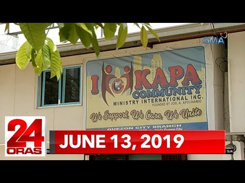 24 Oras: June 13, 2019 [HD]