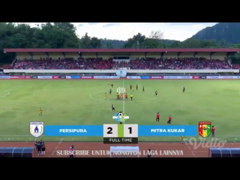 LIVE persipura-vs-mitra kukar 2018 indonesia Live STREAMING