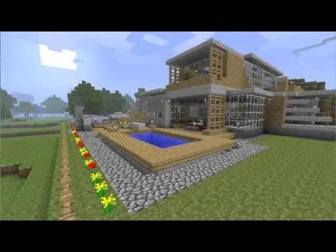 minecraft italian villa on world of keralis creative se