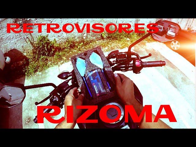 INSTALANDO OS RETROVISORES RIZOMA NA NOVA CB TWISTER!!(PASSO A PASS0)