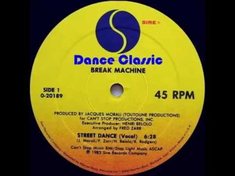 Break Machine - Street Dance (Vocal Mix)