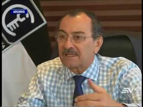 Fiscal Baca explica cómo obtuvo grabación de Serrano y Pólit