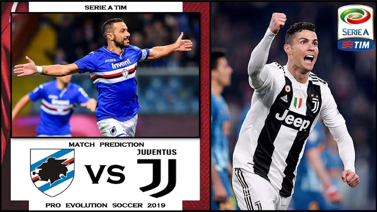 Sampdoria Vs Juventus All Goals Highlights May 27 2019
