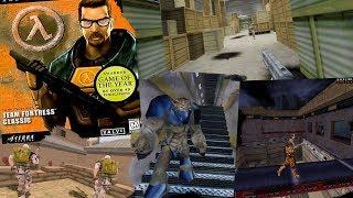 История создания карт в Half-Life