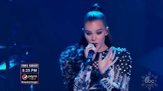 Hailee Steinfeld & Alesso - Let Me Go (with Florida Georgia Line) Live at #RockInEve