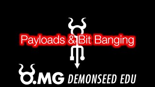 O.MG DemonSeed EDU - Ep5 - Payloads & Bit Banging