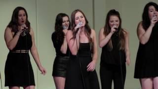 River (Bishop Briggs a cappella cover)