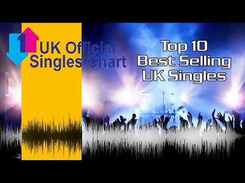 Top 10: Best Selling UK Singles