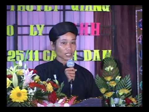 PGHH - Tám điều răn cấm - GLV Lê Quang Nghĩa - HoaHaoMedia.Org