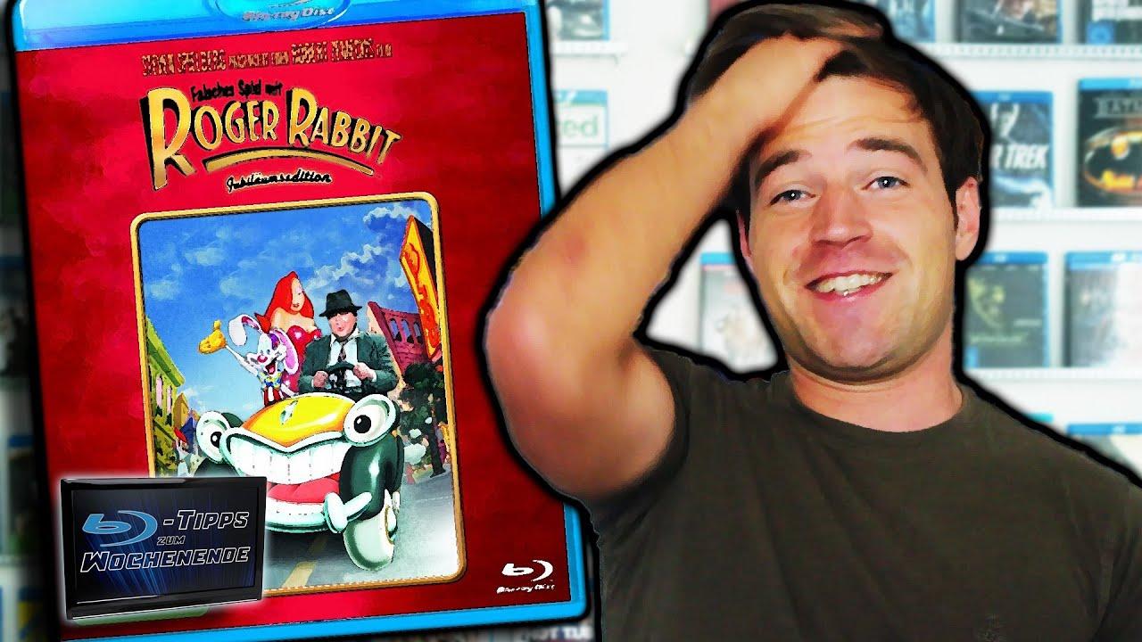 Falsches Spiel mit Roger Rabbit - Blu-ray-Tipps zum Wochenende - YouTube