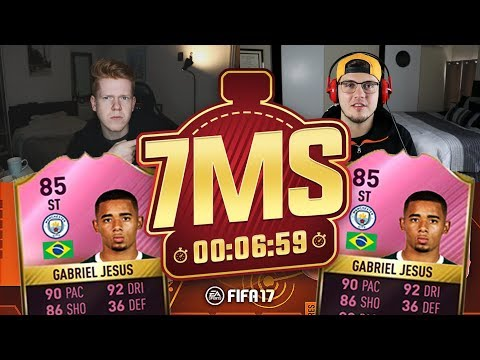 **PRO FIFA PLAYER** HASHTAG MIKE 7 MINUTE SQUAD BUILDER w/ WONDERKID!! - FIFA 17 ULTIMATE TEAM