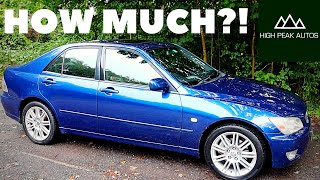 I Bought The CHEAPEST LEXUS IS200 In The World! (Test Drive and Review)