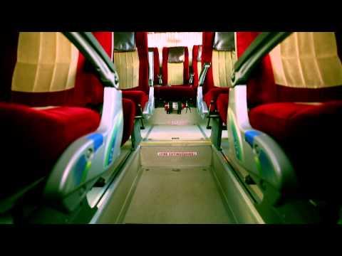 KSRTC Airavat Volvo Bus Safety English And Kannada