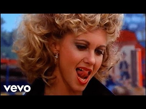 John Travolta And Olivia Newton John - You're The One That I