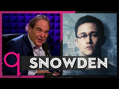 'Snowden' Director Oliver Stone