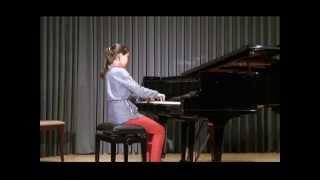 J. S. Bach: a. d. Zweistimmigen Inventionen Nr. 11 g-Moll