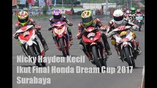 Ada Nicky Hayden di Final Honda Dream Cup 2017