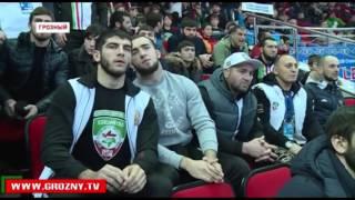 Грузины стали чемпионами в Чечне