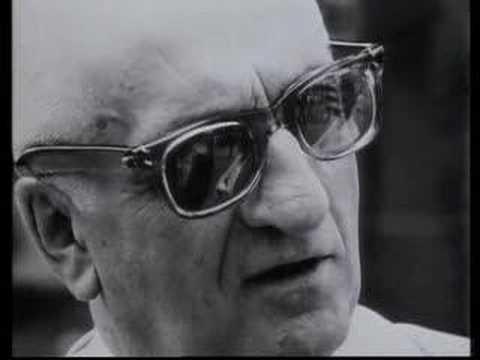 F1 Enzo Ferrari interview, Maranello 1975