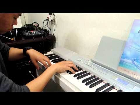 小時代主題曲-郁可唯《時間煮雨》 孟儒老師鋼琴演奏版 相信音樂教室