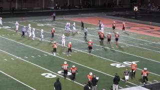 Urbana vs. Bradley-Bourbonnais Football 10-7-16
