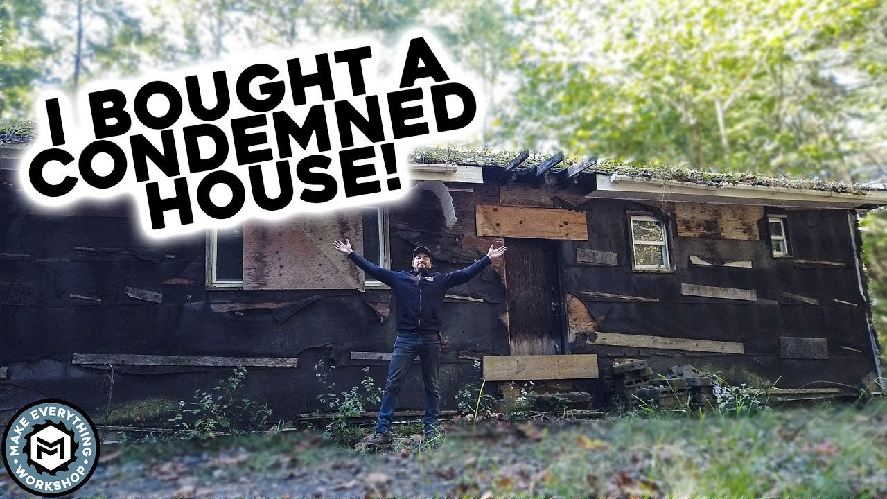 What Happens To A Condemned House We Buy Ugly Houses