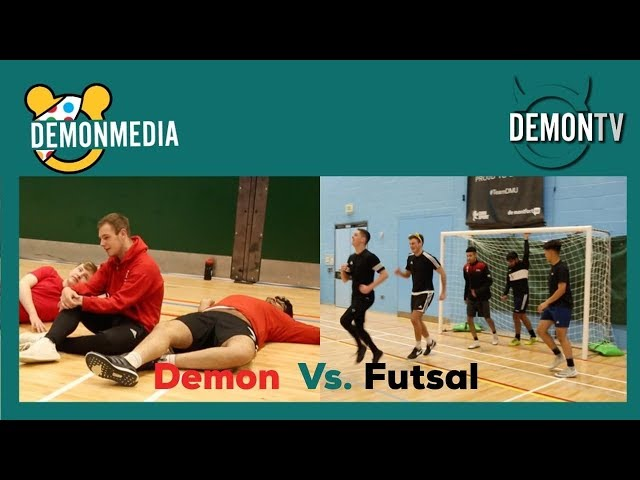 Demon VS Futsal | Children In Need 2019