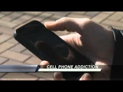 How to Deal with Cell Phone Addiction - YouTube