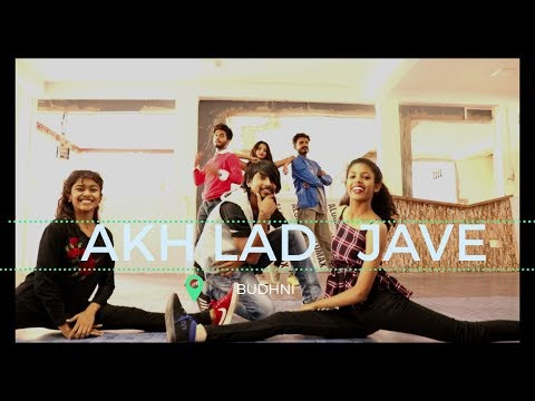 Akh Lad Jaave  loveratri  Badshah, Asees Kaur And Jubin Nautiyal choreography umesh singh