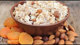 Oatmeal Healthy Recipes And Benefits