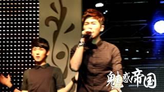 [FASCINATE]121011 Yangsan University Wonhyo Festival ZE:A Phoenix