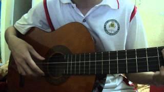 Con yêu mẹ guitar cover