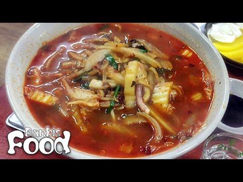 중화원 짬뽕, 백종원 선정 서울 3대 짬뽕집 중화요리 중국집 방문 시식기