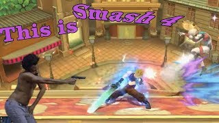 Utterly Unexpected Moments in Smash 4 #3