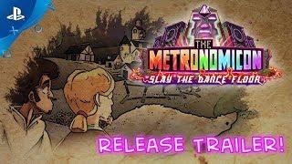 The Metronomicon: Slay the Dance Floor – Launch Trailer | PS4