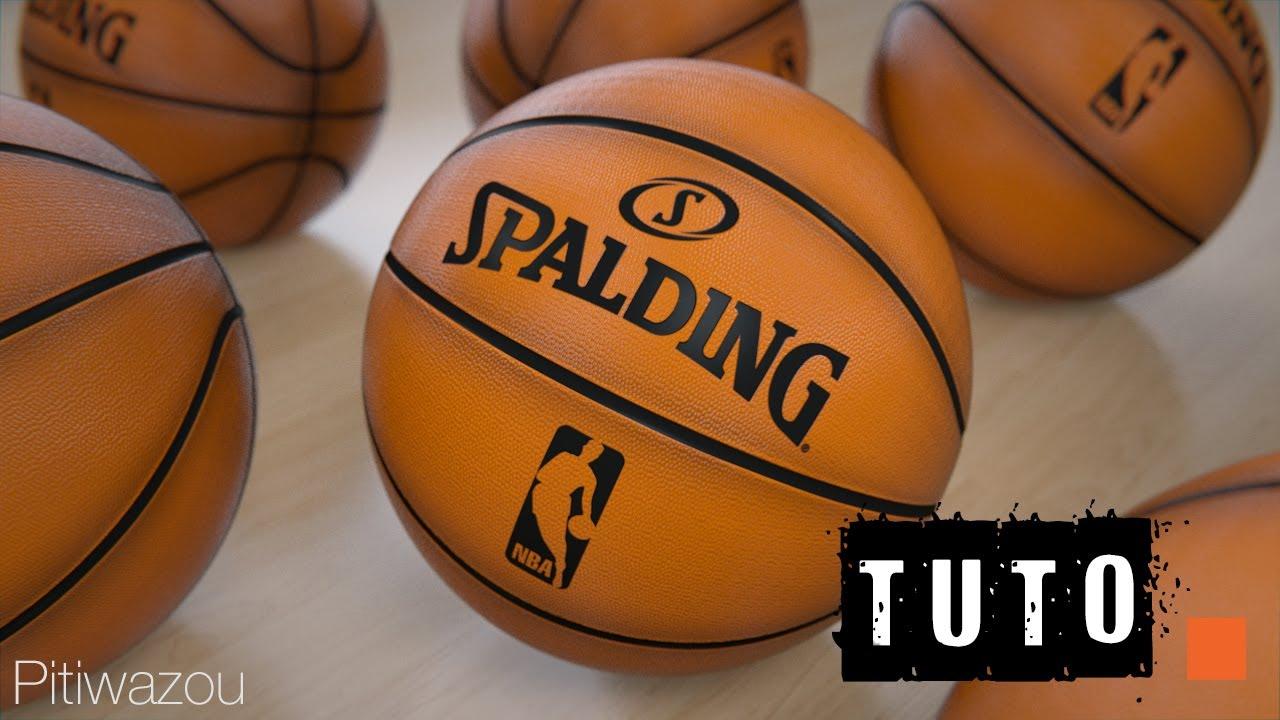 Blenderlounge cr er un ballon de basket youtube - Comment degonfler un ballon ...