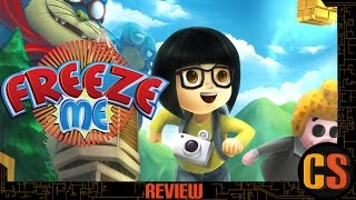 FREEZE ME - PS4 REVIEW (Video Game Video Review)