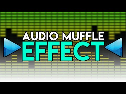 How To: Add Muffle Audio Effect in Sony Vegas 11, 12 & 13