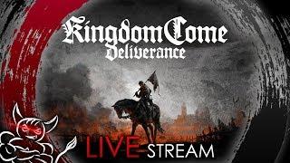 Kingdom Come: Deliverance - У этого царства новый король !) [Стрим]