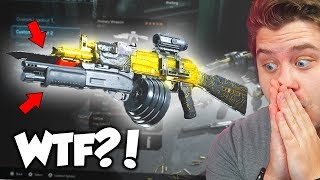 USING THE WEIRDEST CLASS SETUPS in Modern Warfare.. part 2 (omg)